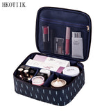 HKOTIIK Brand organizer travel fashion lady cosmetics bag