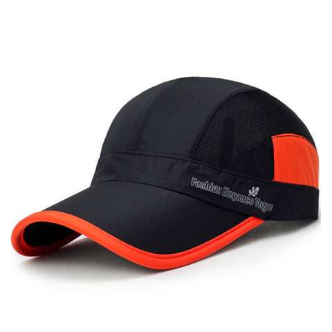 AETRENDS 2018 New Summer Breathable Mesh Baseball Cap