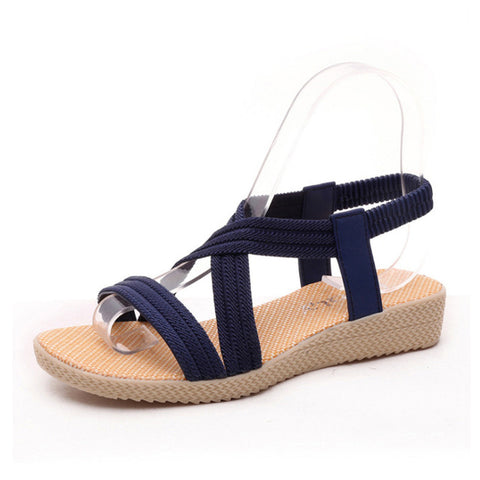 Sandalias Mujer 2018 Comfortable Summer Shoes