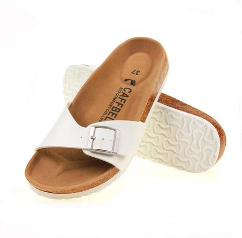 2018 Summer Women Sandals Cork Slippers