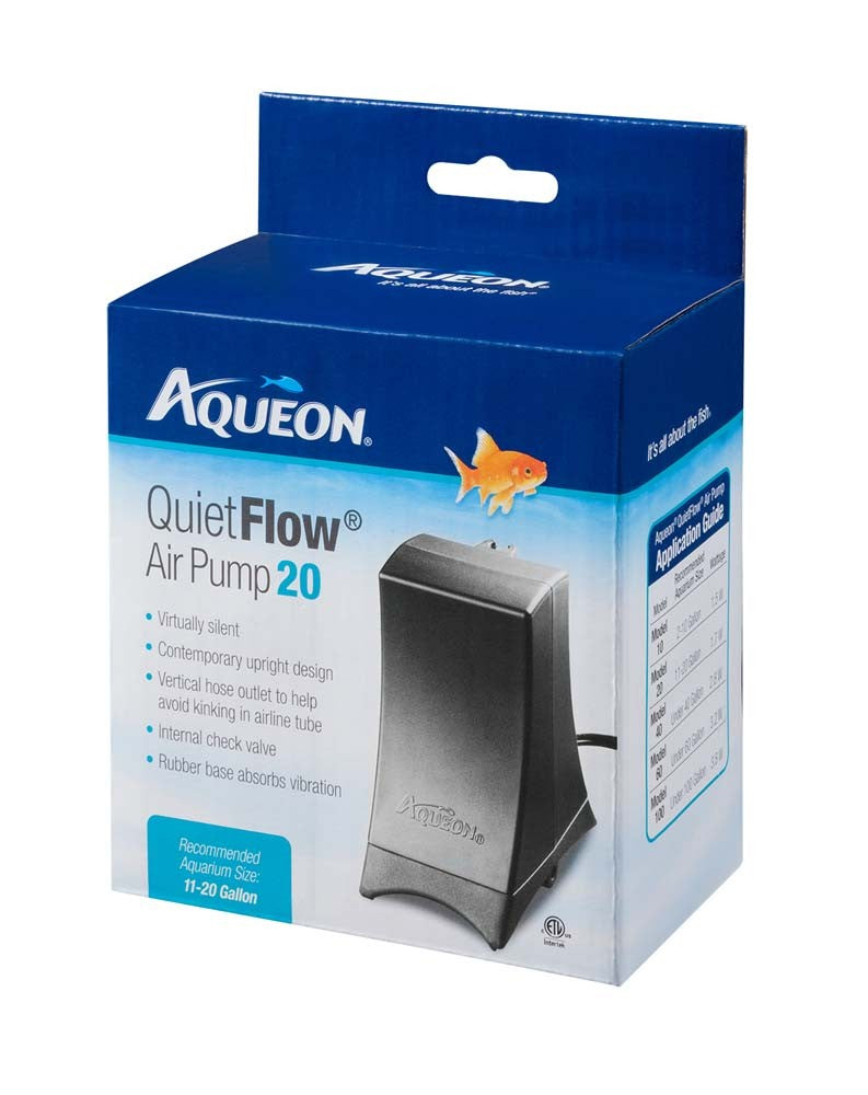 Aqueon QuietFlow Air Pumps 20