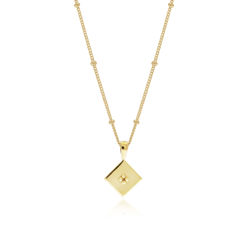 Asta Necklace Gold