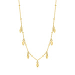 Amara Necklace Gold