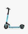 Inokim Light 2 electric scooter blue profile