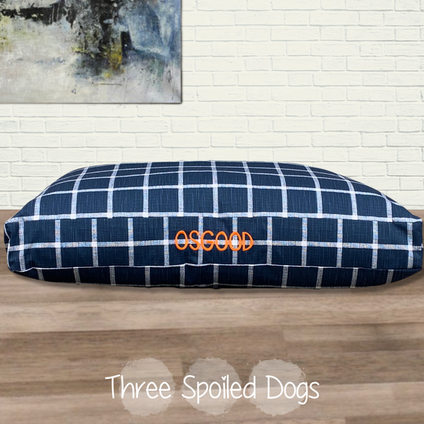 Modern Farmhouse Dog Beds