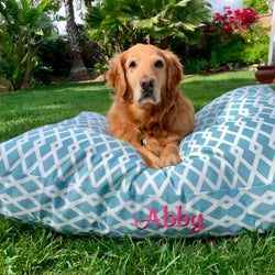 Outdoor Canvas Dog Bed Collection