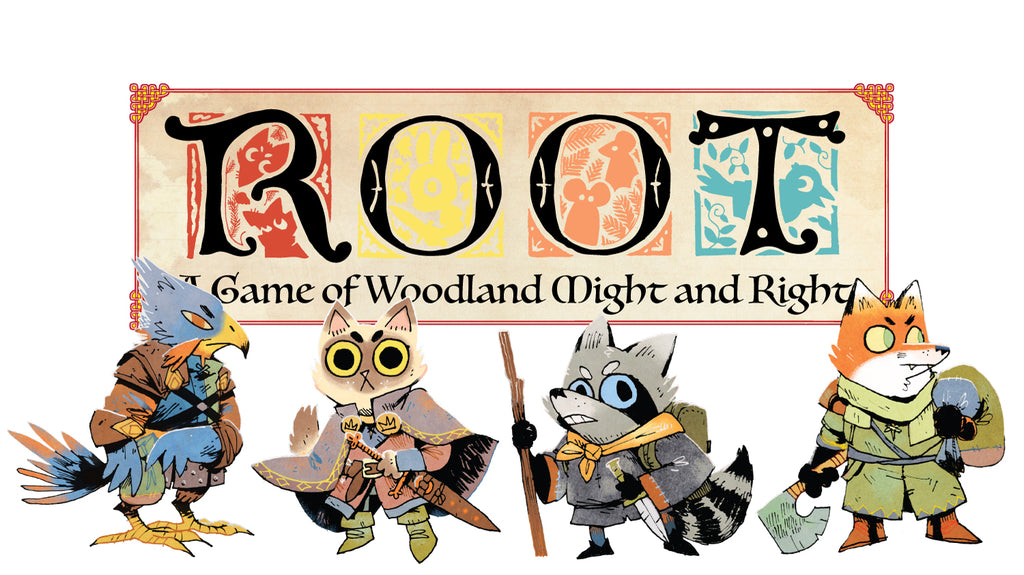Introducing Root: A Game of Woodland Might and Right