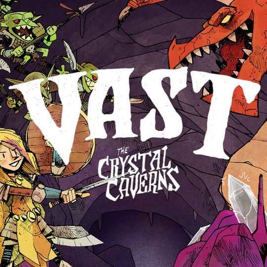 Vast: The Crystal Caverns