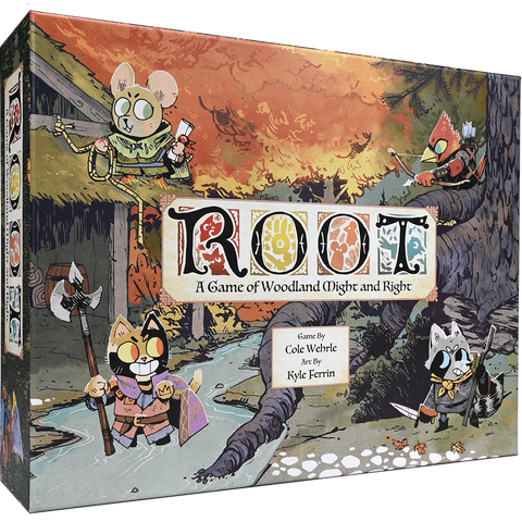 [PRE-ORDER] Root: A Game of Woodland Might and Right