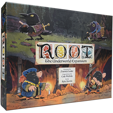 Root: The Underworld Expansion (Retail Edition)