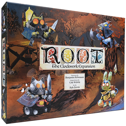 [PRE-ORDER] Root: The Clockwork Expansion