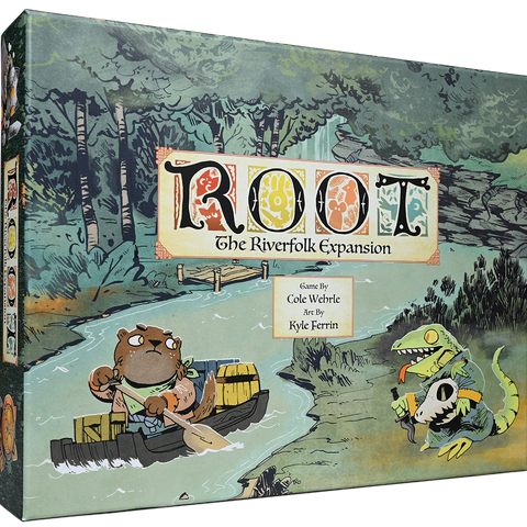 [PRE-ORDER] Root: The Riverfolk Expansion