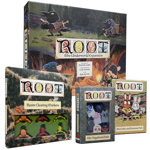 Root: The Underworld Expansion Bundle