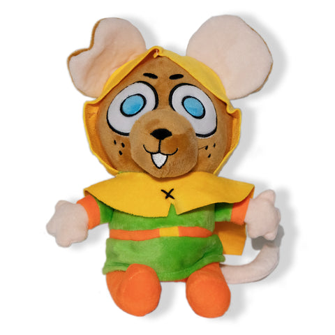 Root Victory Mouse Plush Collectible