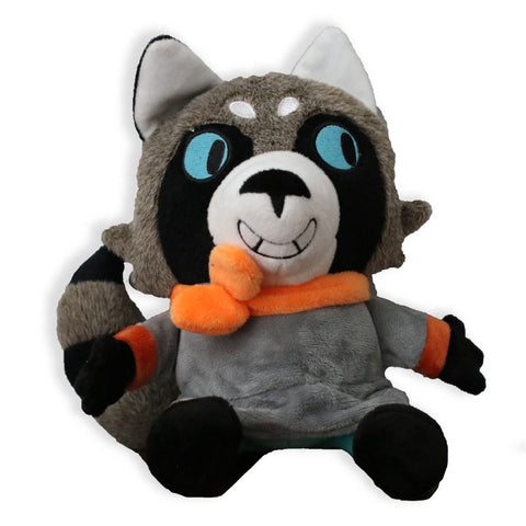 Root Vagabond Raccoon Plush Collectible