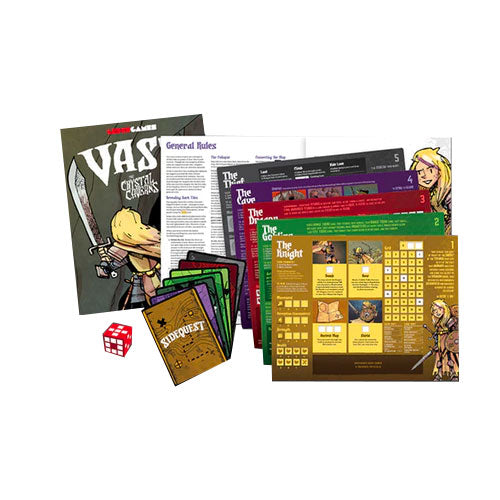 Vast: The Crystal Caverns Upgrade Pack