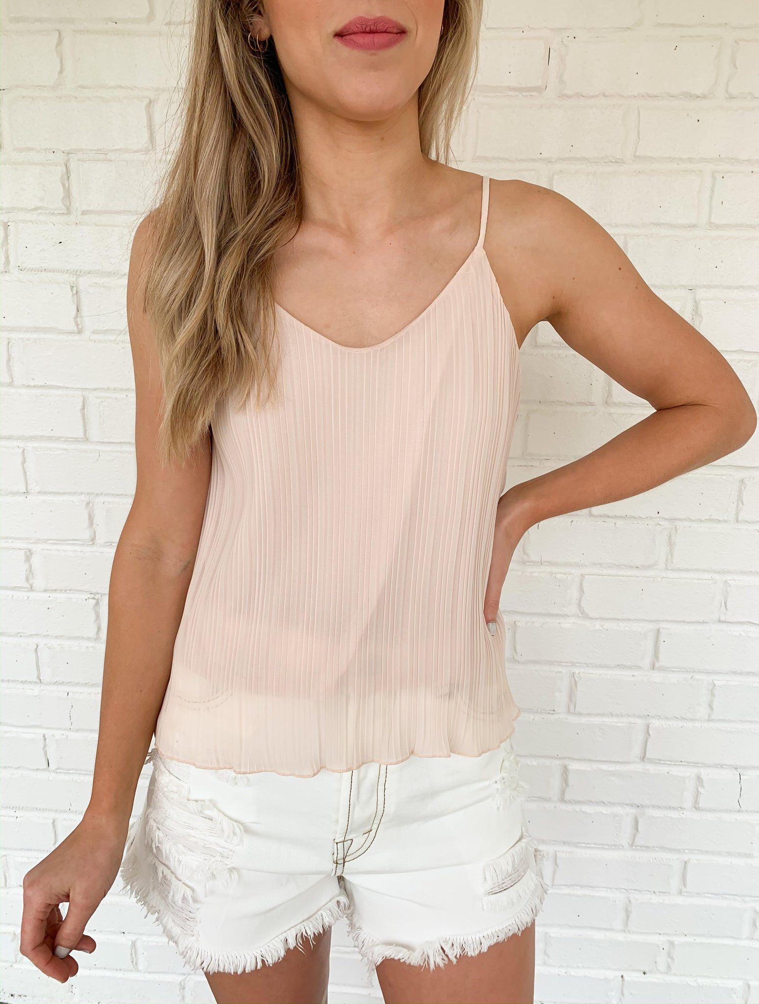 Pretty In Pink Cami | Pink