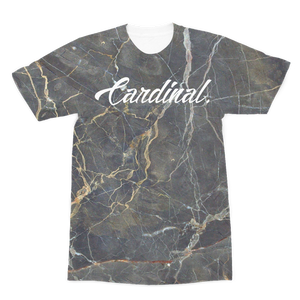 Marble Premium Sublimation Adult T-Shirt