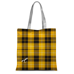 Norwich Tartan Classic Sublimation Tote Bag