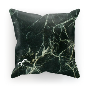 Black Ice Sublimation Cushion Cover