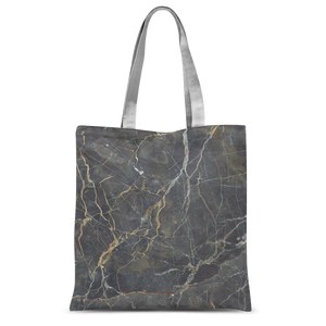 Marble Classic Sublimation Tote Bag