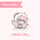 Bad Day Planner Sticker