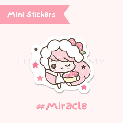 Miracle Planner Sticker