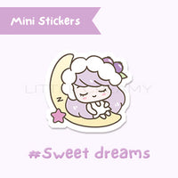 Sweet Dreams Planner Sticker