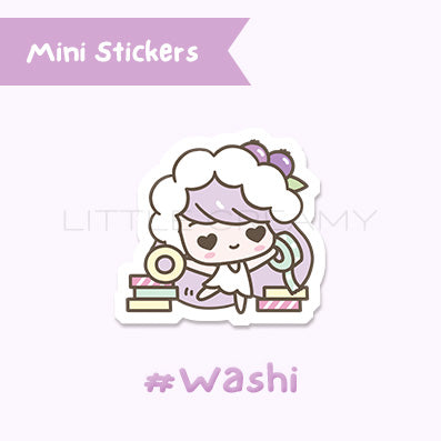 Washi Planner Sticker