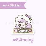 Happy Planning Planner Sticker