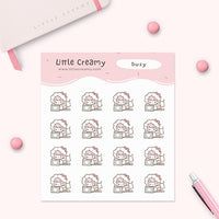 Busy Planner Sticker