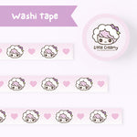 Little Creamy Hand-drawn Washi Tape- Blueberry Creamy