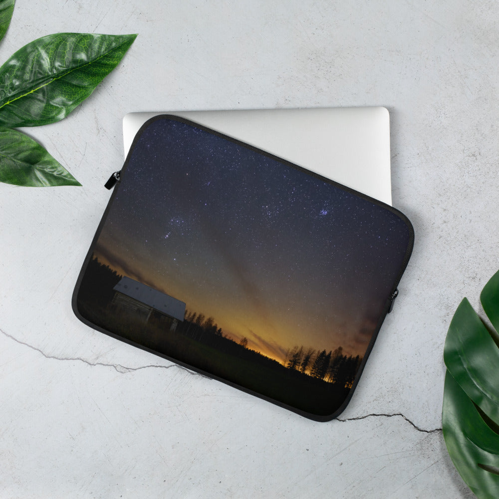 Astrophotography Laptop Sleeve