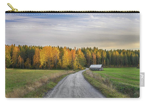 Road To Autumn - Carry-All Pouch - Saltiola Experience