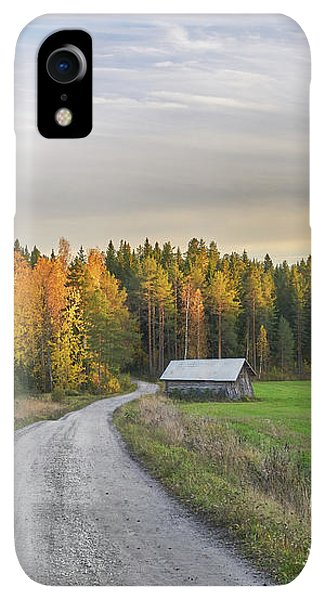 Road To Autumn - Phone Case - Saltiola Experience