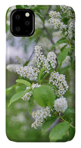 Tree Flowers - Phone Case