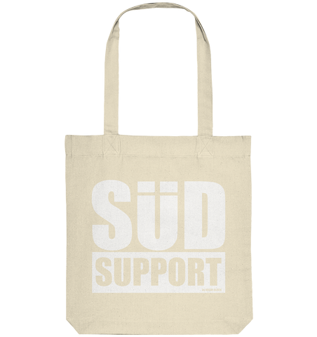 "Fanblock Tote-Bag ""SÜD SUPPORT"" Organic Baumwolltasche (80% Recycelter Baumwolle und 20% recyceltes Polyester) - Organic Tote-Bag"