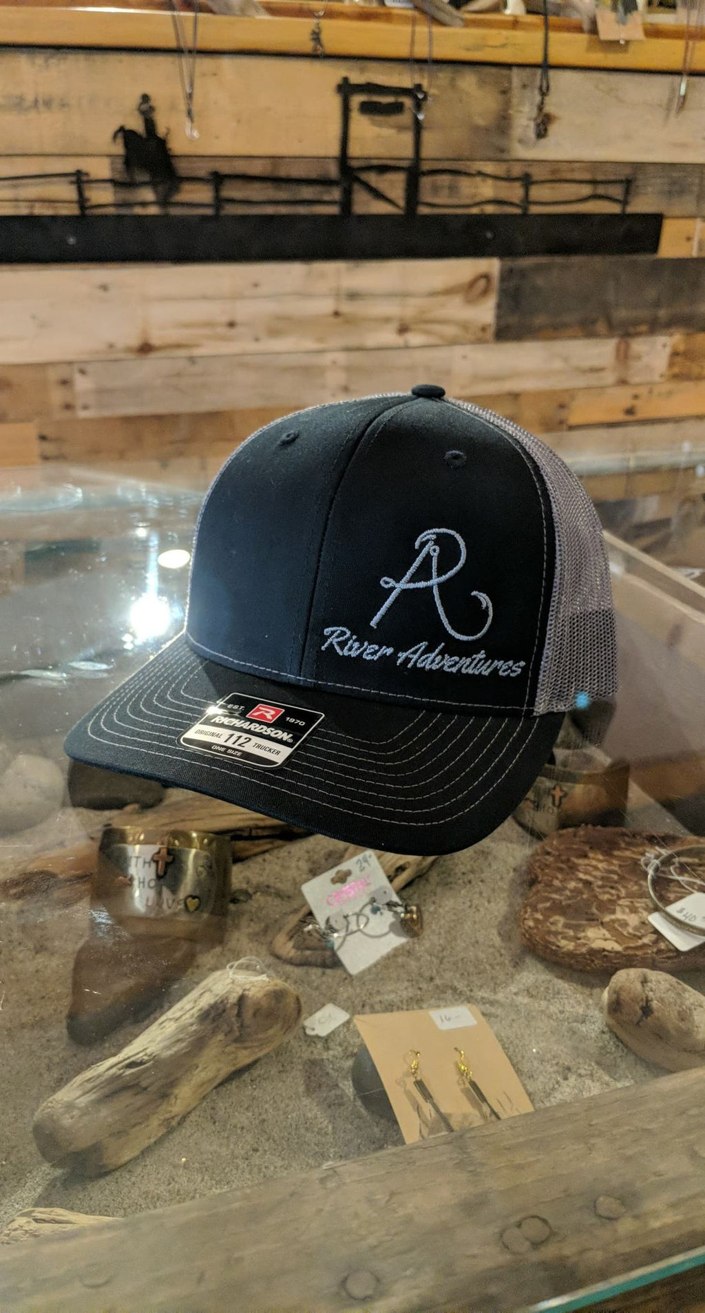 Fish Hook River Adventures Original cap