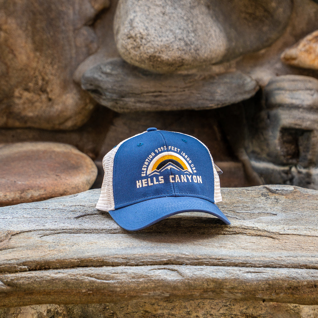 Hells Canyon Elevation cap