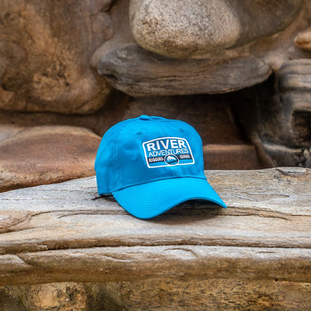 River Adventure Riggins Idaho baseball cap