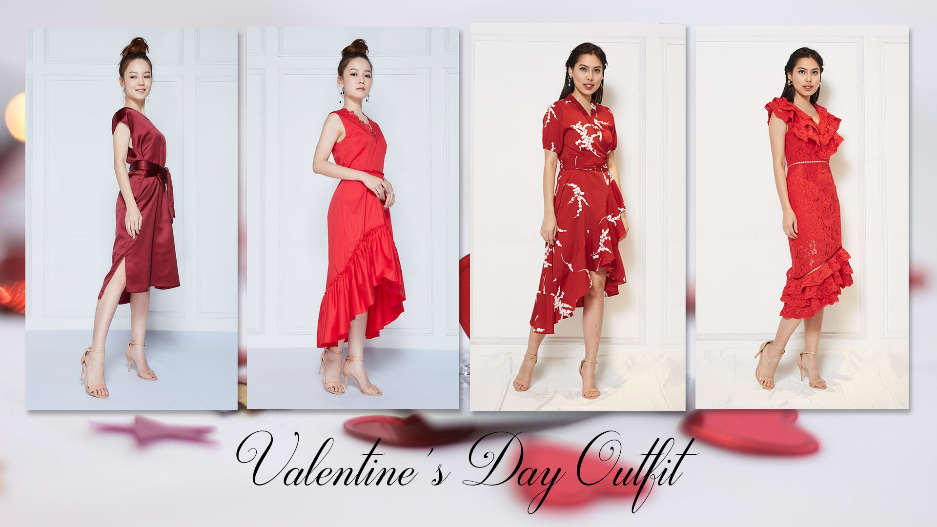 What to wear for Valentine's Day ?