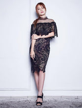 Load image into Gallery viewer, Winowa Guipure Lace Dress