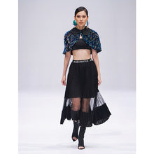 Load image into Gallery viewer, Maglifestyle Elena Sequined Cape
