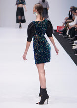 Load image into Gallery viewer, Maglifestyle Sequined Dress