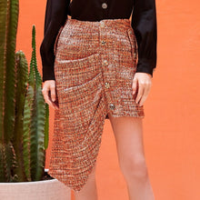 Load image into Gallery viewer, Tweed Skirt