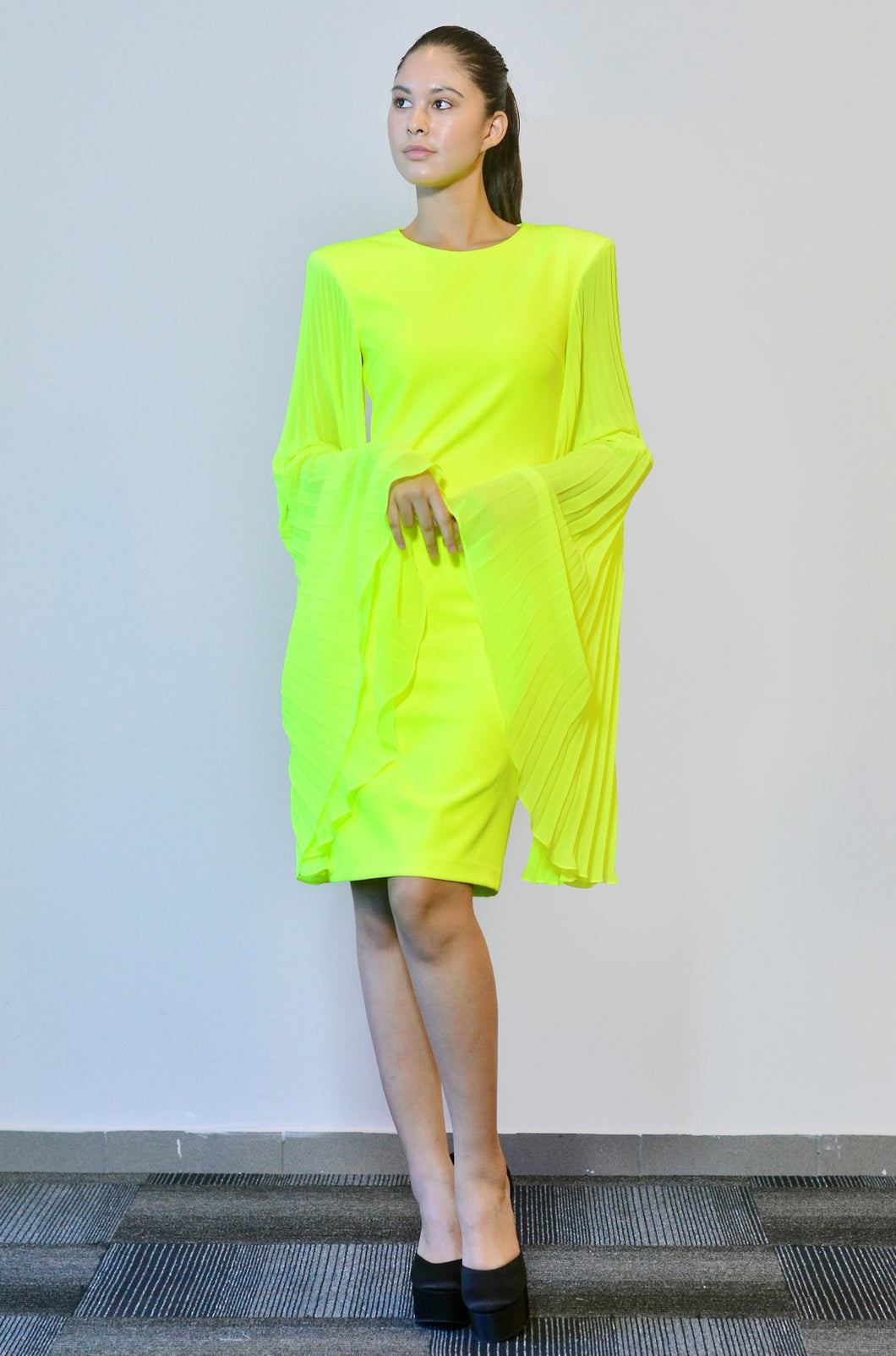 Maglifestyle Cape Dress