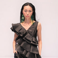Load image into Gallery viewer, KLFW Frill Dress