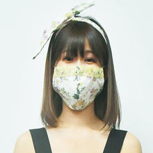 Load image into Gallery viewer, Chiffon Embroidered Mask