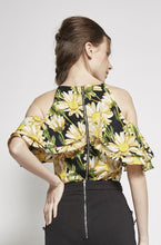 Load image into Gallery viewer, Anna Ruffle Top (Daisy)