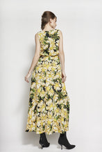 Load image into Gallery viewer, Alaia High-Low Dress (Daisy)